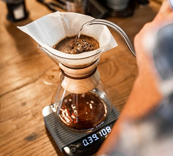 Why Espressolab