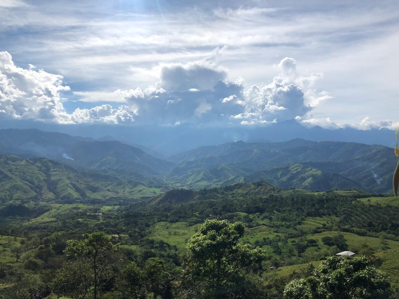 La Claudina Ciudad Bolívar, Antioquía,   COLOMBIA