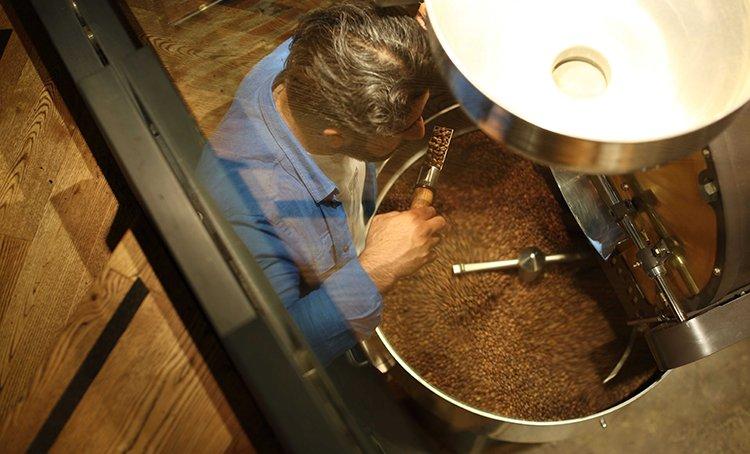 الموجة الثالثة للقهوة