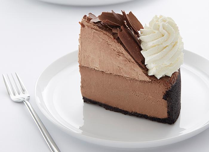 Chocomosse Cheesecake