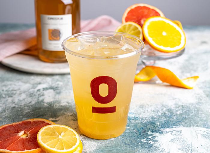Citrus Tonic Yuzu Shake