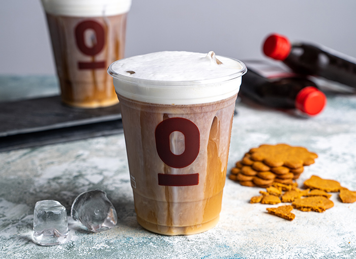 Gingerbread Cold Brew