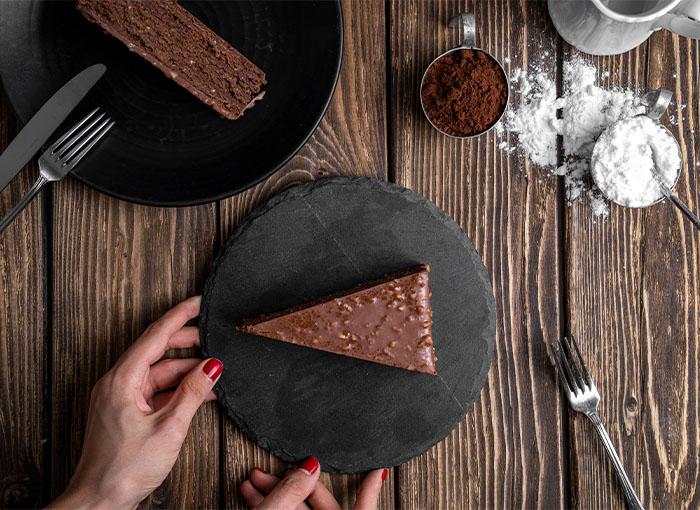 Chocolate Cake(No Flour)