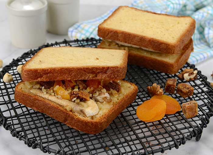 Honey Mix Sandwich