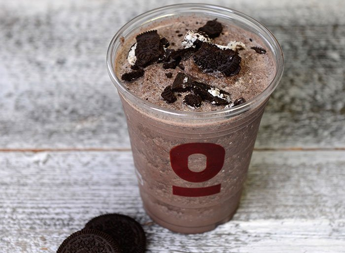 Oreo Mint Smoothie