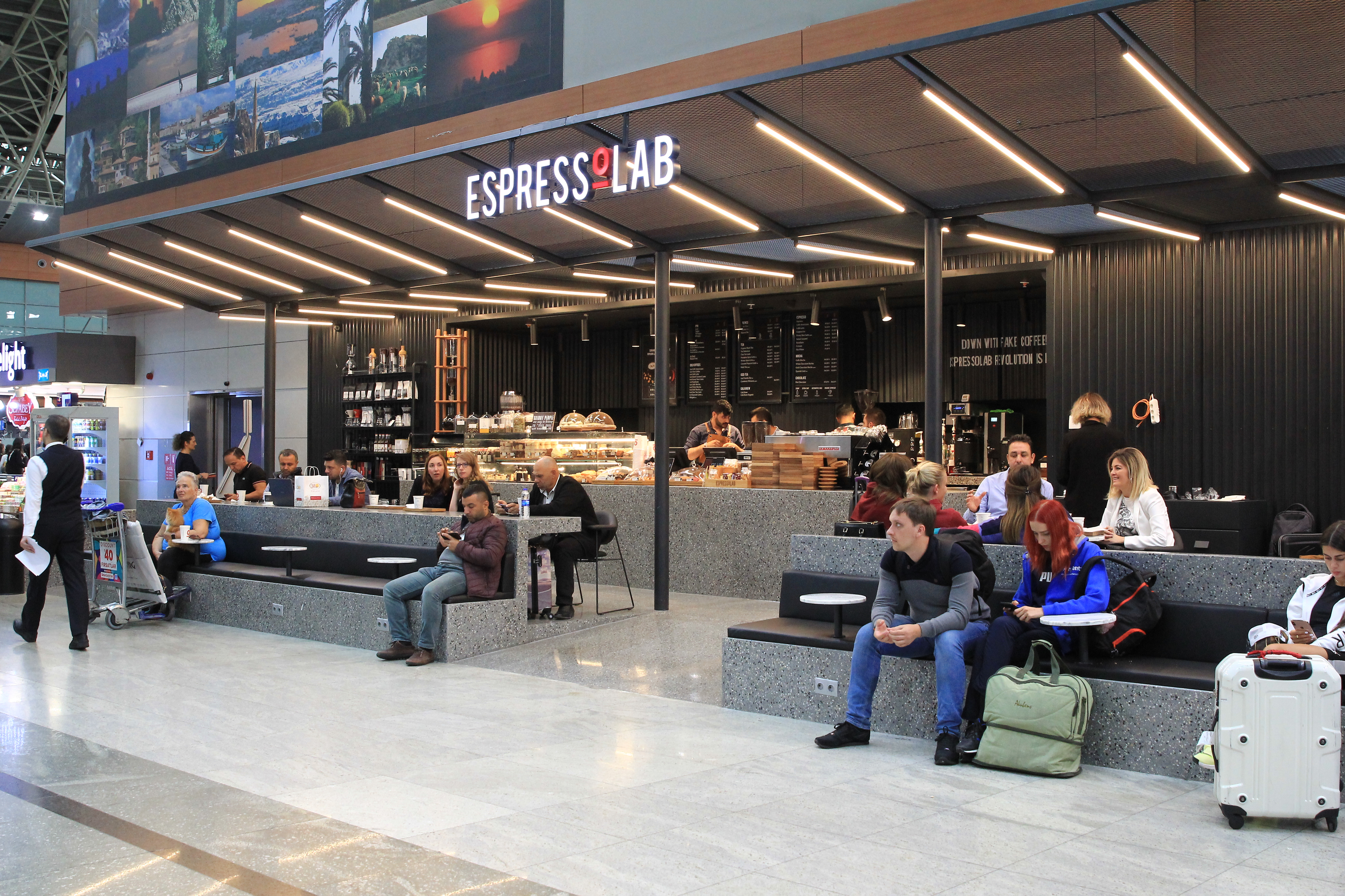 Sabiha Gökçen Airport 1