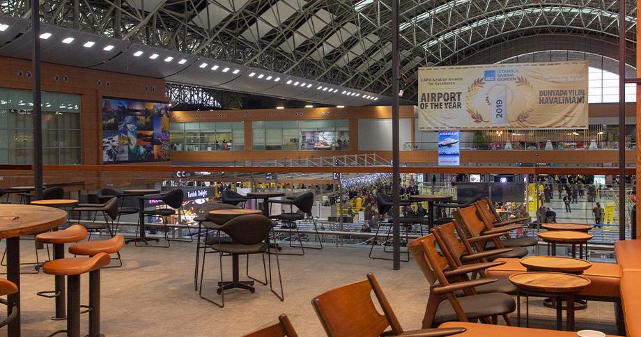 Sabiha Gökçen Havalimanı 2