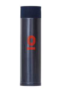 T. LONG BLUE THERMOS