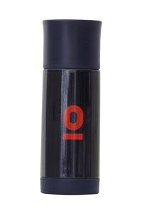 T. NAVY BLUE THERMOS