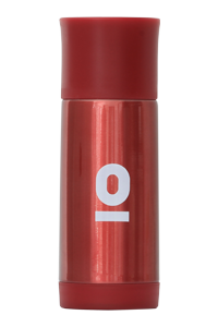 T. RED THERMOS