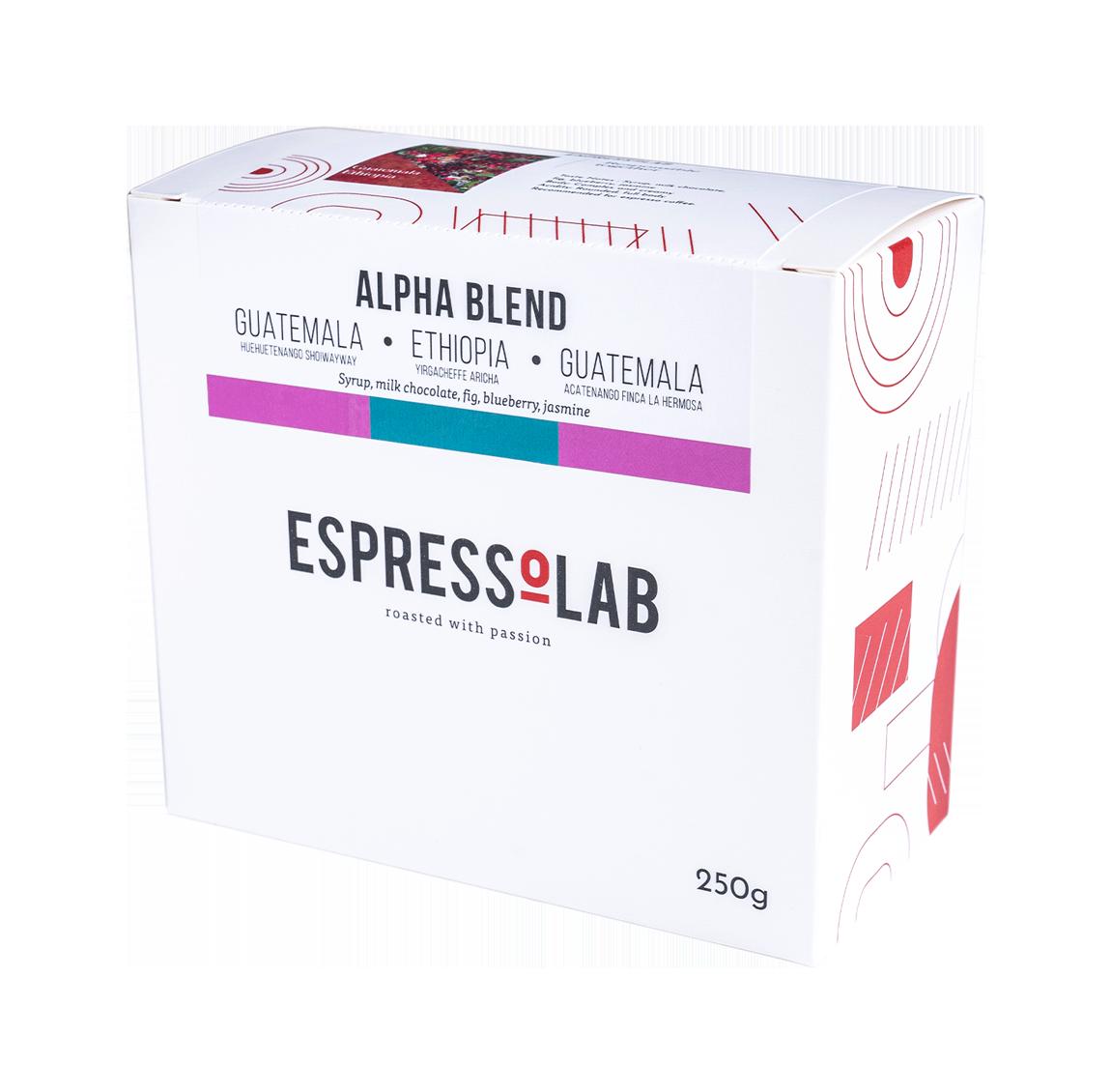 Alpha Blend 250g