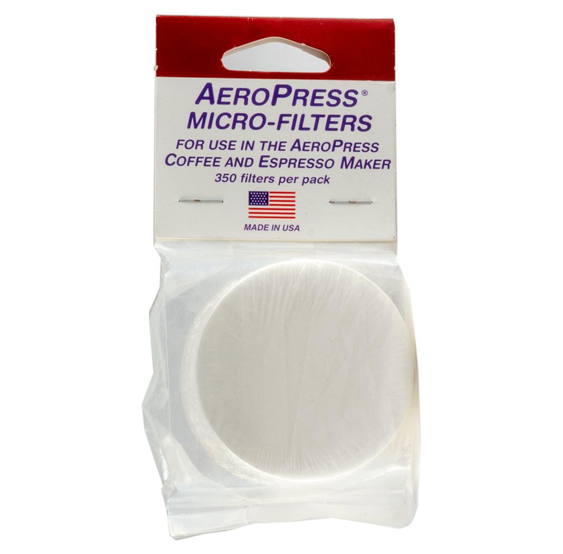 AeroPress Filter - 350 pieces