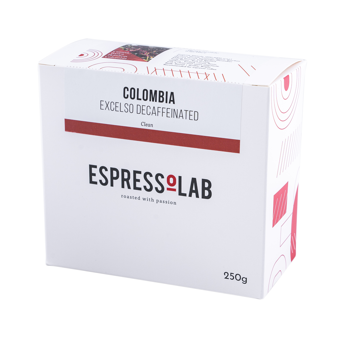 Colombia Excelso Decaffeinated 250g