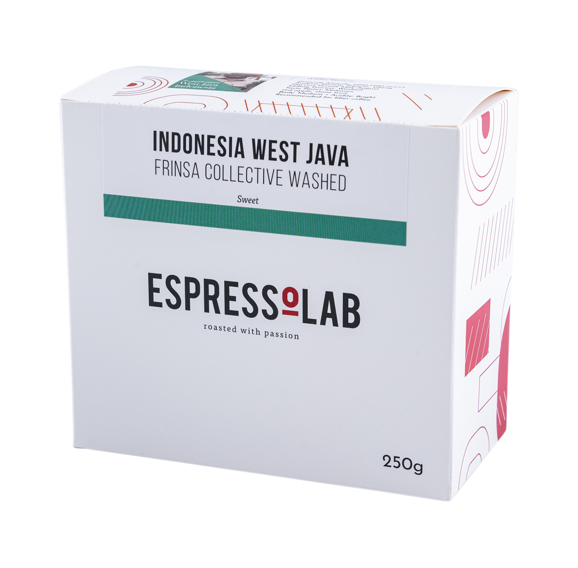 Indonesia West Java Frinsa Collective Washed 250g