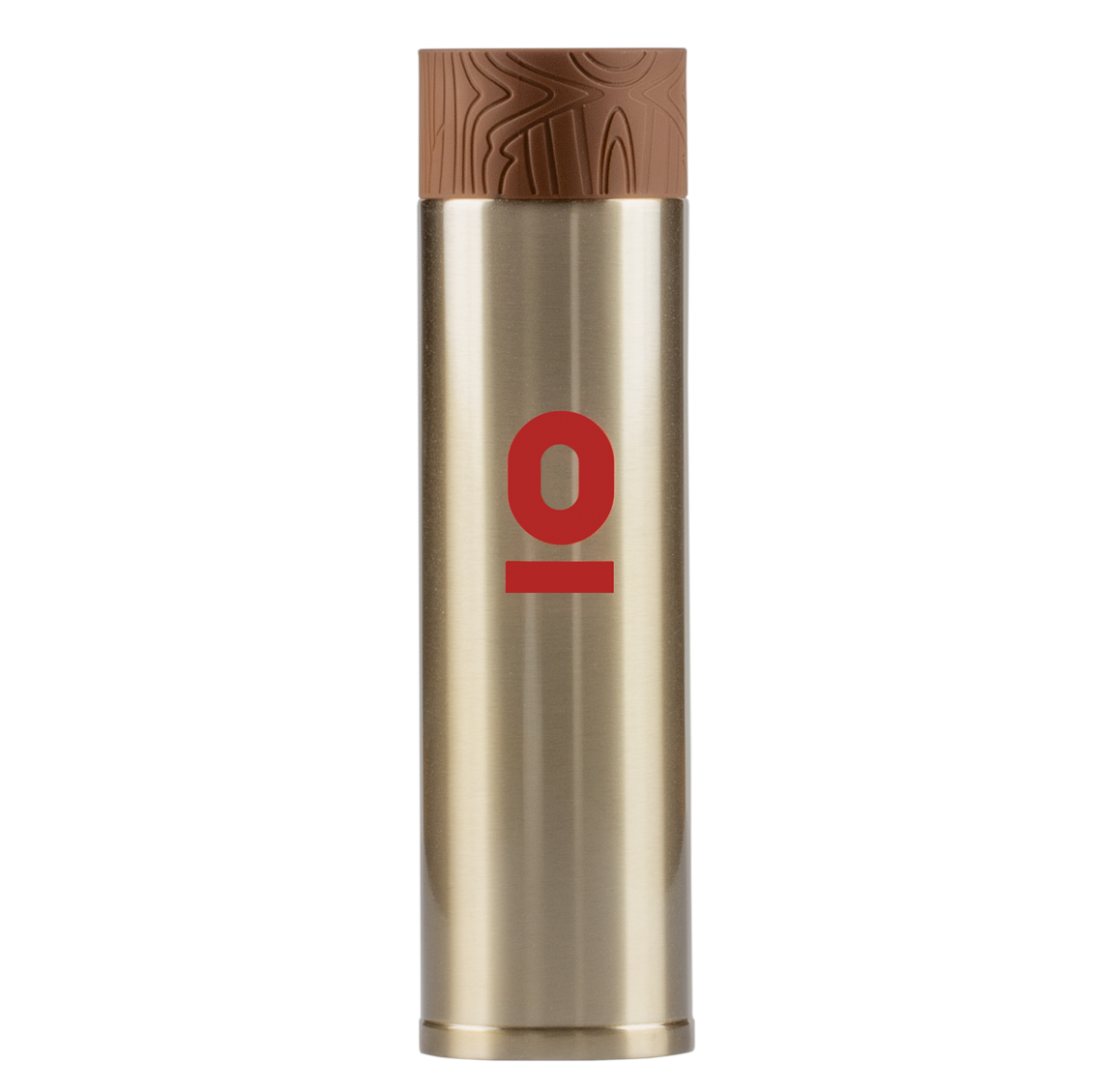 Brown Thermos 310 ml - No: 5