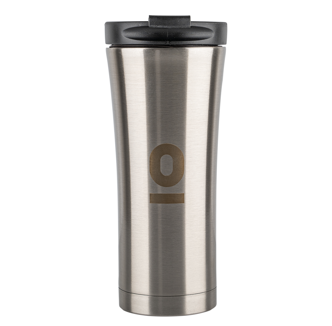Silver Steel Thermos 400ml - No:21