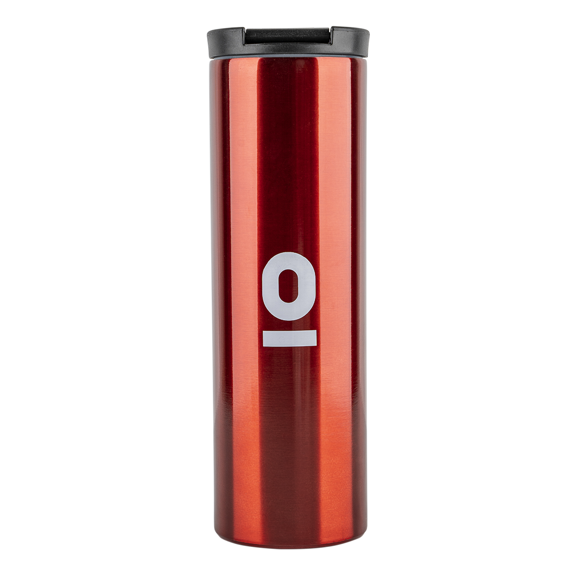 Red Steel Thermos 450ml - No:23