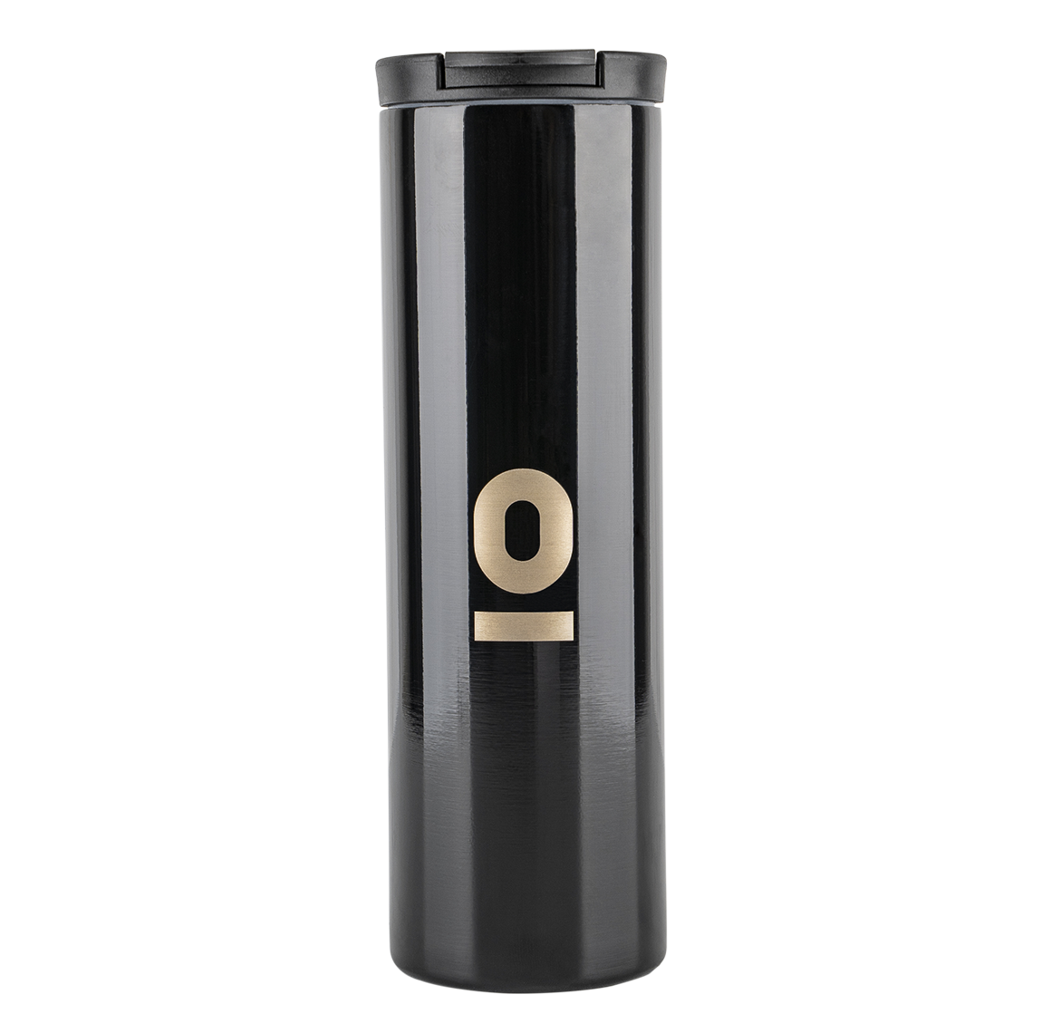 Black Steel Thermos 450ml - No:22